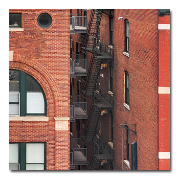 Cannery Fire Escape