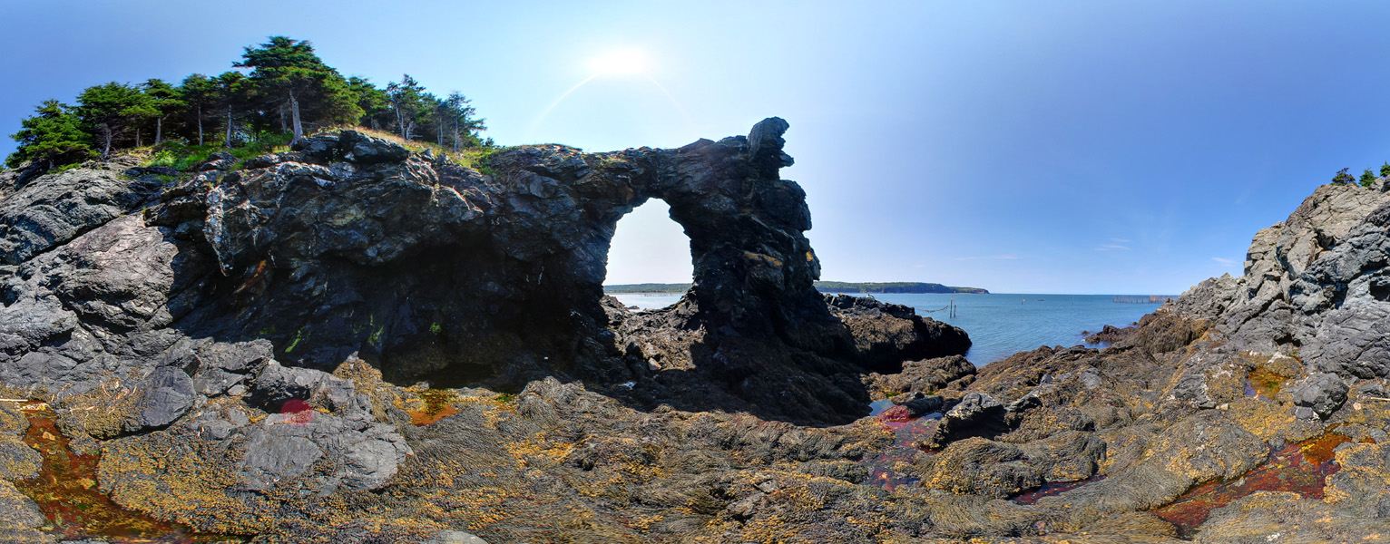 Hole in the Wall, Grand Manan Island