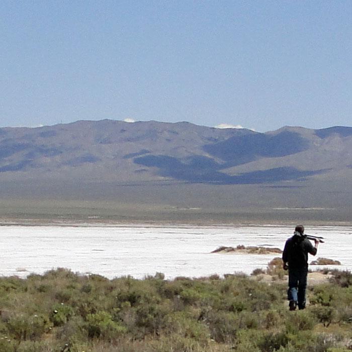 Koehn Lake - Salt Flat