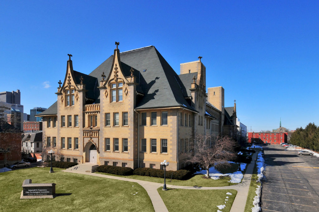 Old Ohio School for the Deaf, Columbus Ohio