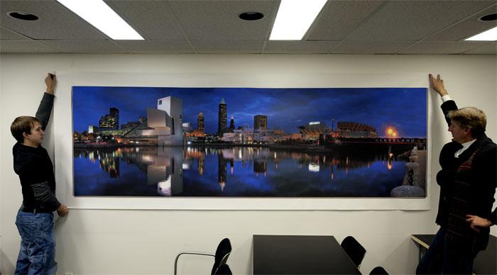 Cleveland Skyline Photo