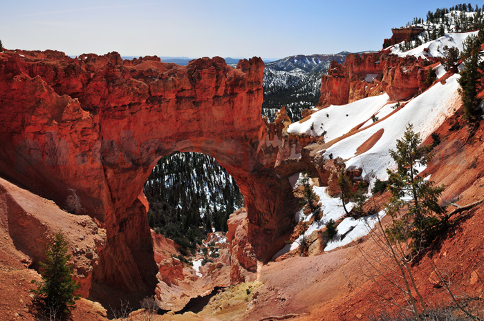 Bryce Canyon Park Arch - George Faerber