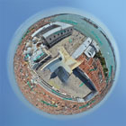 San Marco Square Little Planet