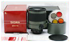 Ebay photo of a simlar 600mm F8 Sigma lens for sale